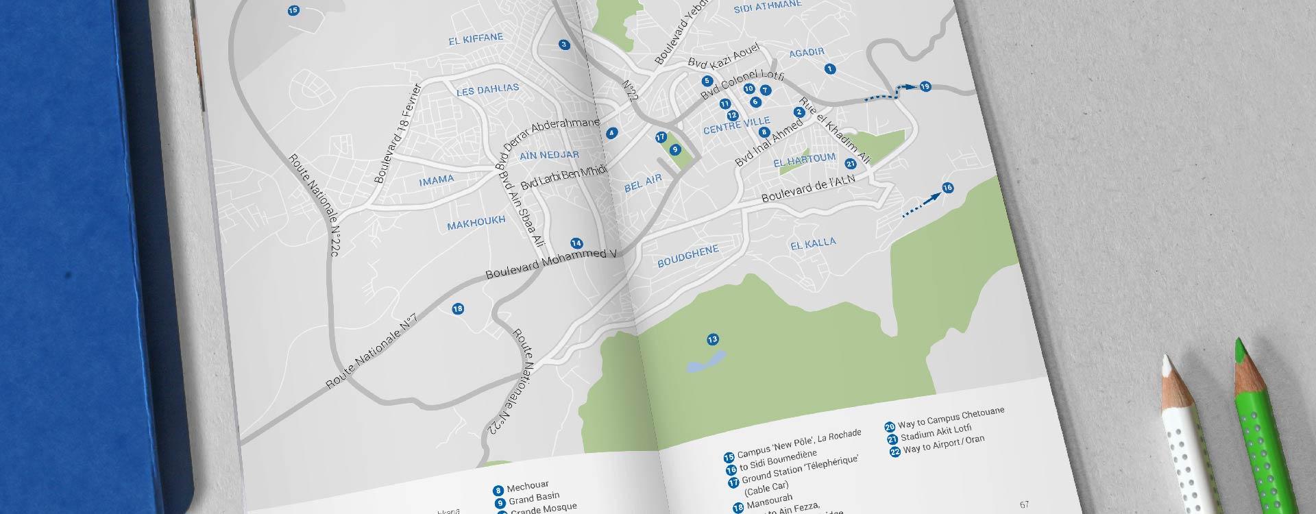 University Of Cincinnati Classroom Design Guide ~ Kattrin richter graphic design studio agency in